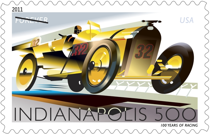 indy stamp