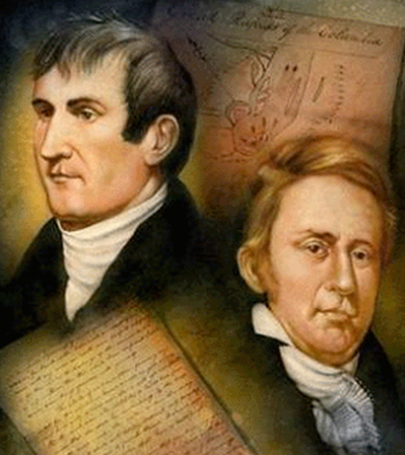 May 14, 1804: Lewis and Clark