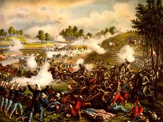 Battle of Bull Run--July 21st 1861-500