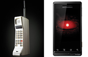 Technology back then and now essay