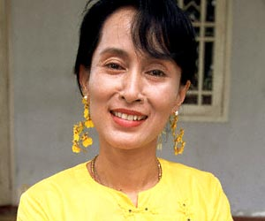 San suu kyi biography
