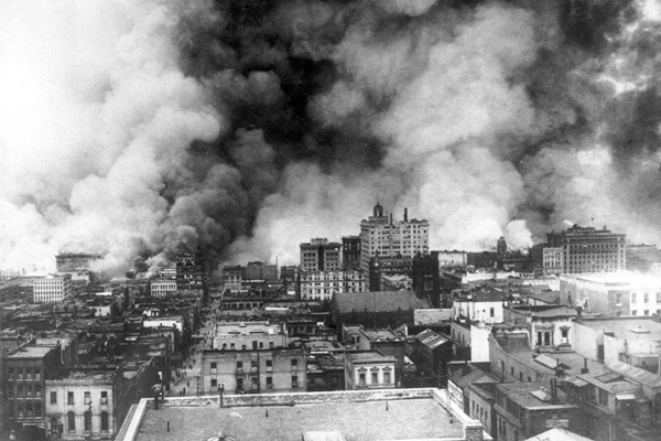 research paper on san francisco earthquake