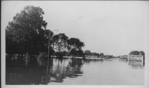 Kansas Flood 1951