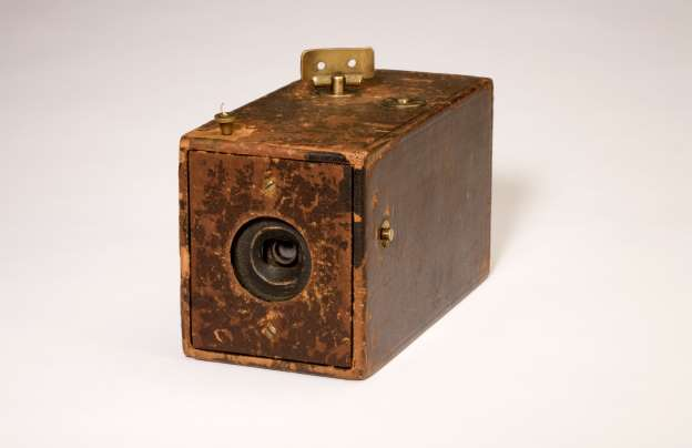 george eastman inventor of kodak camera film studies essay George eastman history of kodak and rolled photographic film research proposal  the film and cameras with the invention of his brownie camera in 1902, his and .